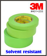 3M 2380 Solvent Resistant Masking Tape - x 60yd