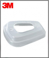 3M Respirator - 501 Retainer for Pre-filter (Pair)