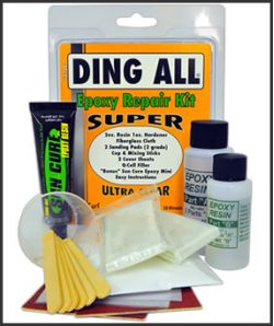 'Ding All Super Epoxy Repair Kit