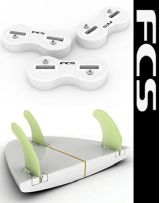 .FCS - parts - Fusion Fin Plugs