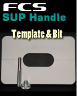 "FCS ""Vented"" SUP Handle Installation Tools"