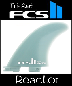 FCS II Reactor GF Tri Set