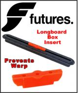 Futures LONGBOARD Fin Box Re-Usable Installation Insert