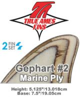 "zGlass On - True Ames Twin Set ""Gephart #2"" (Marine Ply)"