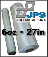 Fiberglass Cloth JPS - 6oz x 27in Wide