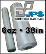 Fiberglass Cloth JPS - 6oz x 38in Wide