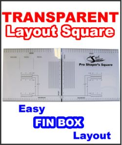 """""Transparent Pro Layout Square"
