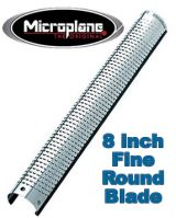 Tools - Microplane 8 Inch FINE Round Blade (#32004)