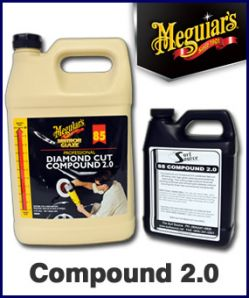 Meguiars Diamond Cut Compound 2.0