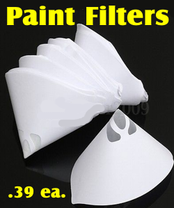 Paint Filters