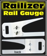 Railizer Surfboard Rail Gauge