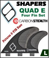 Shapers Carbon Stealth QUAD-E