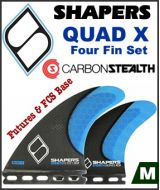 Shapers Carbon Stealth QUAD-X
