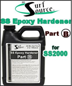 'SS Epoxy Hardener Part (B) - Quart