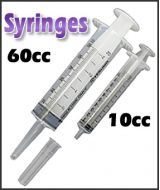 Resin Syringes