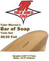 "zGlass On - True Ames Twin Set ""Bar of Soap"" (Wood)"