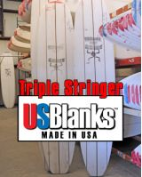 "USB 9' 3"" Y Triple Stringer"