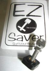 EZ Saver Fin Plate and Screw