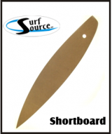 Spin Flip Template - Shortboard