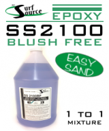 SS2100BF Blush Free Epoxy Resin Set