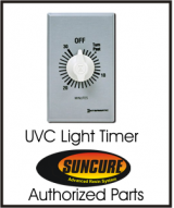 SunCure PARTS  Auto Shut-off Timer