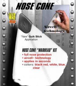 """Nose Cone War Head Kit"